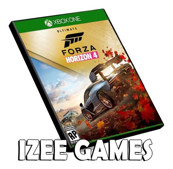 Forza Horizon 4 Ultimate Xbox One Mídia Digital