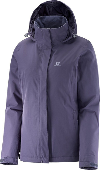 Camperas Impermeable Salomon - Elemental Insulated Jkt Mujer