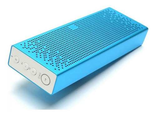 Caixa De Som Mi Bluetooth Speaker Xiaomi Azul Portátil Blue
