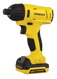 Atornillador De Impacto 12v Stanley Sci12s2k Stanley