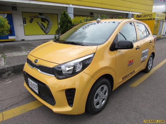 Taxis Kia Picanto Ekotaxi 1.0 Mt Hb
