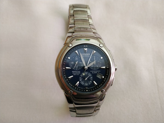 Relógio Citizen Eco-drive Cronograph E812 S039975 Hst