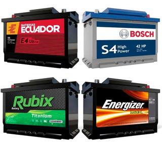 Baterías A Bosch Ecuador A Domicilio