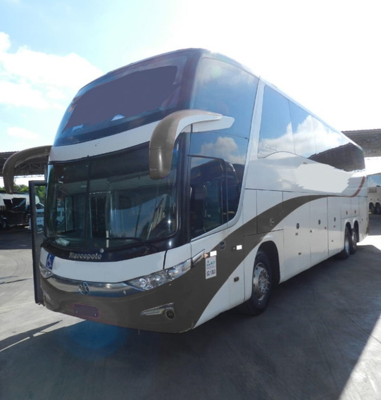 Marcopolo Ld, 2011, Mercedes O500rs, 48 Lugares, R$ 450 Mil