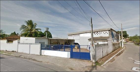 Galpão Em Granja Dos Cavaleiros, Macaé/rj De 300m² À Venda Por R$ 400.000,00 - Ga471354
