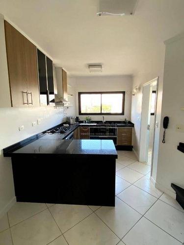 Apartamento Com 3 Dormitórios, 3 Suítes 135 M² - Venda Por R$ 1.060.000 Ou Aluguel Por R$ 3.500,00/mês - Vila Boa Vista - Santo André - Ap11952
