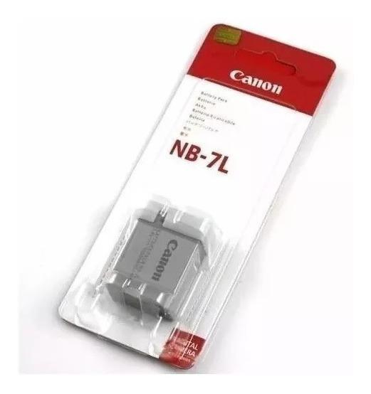 Bateria Canon Nb-7l Sx12 Sx30 Sx30is G10 G11 G12