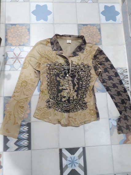 Camisa Zara Maria Cher Vázquez