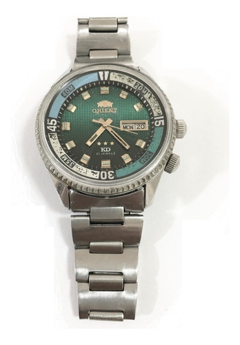Relógio Masculino De Pulso Orient Automático Modelo Kd