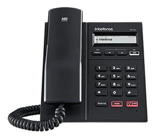 Telefone Ip Voip Sip Hd Intelbras Tip 125i Poe - Nota Fiscal