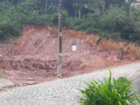 Terreno Ribeirao Pires 450mts Aceito Permu