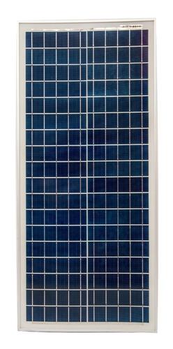 Placa Módulo Painel Solar Fotovoltaica Sinosola Sa 50w