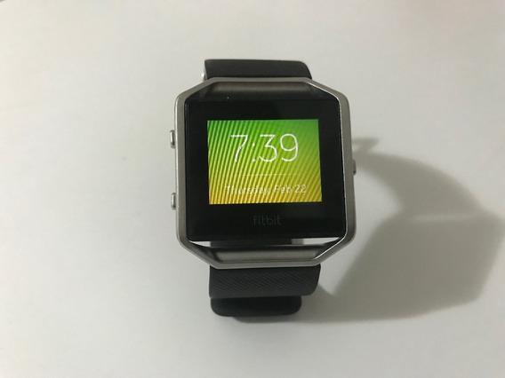 Fitbit Blaze Smartwatch Fitness Monitor Cardiaco E Esportes