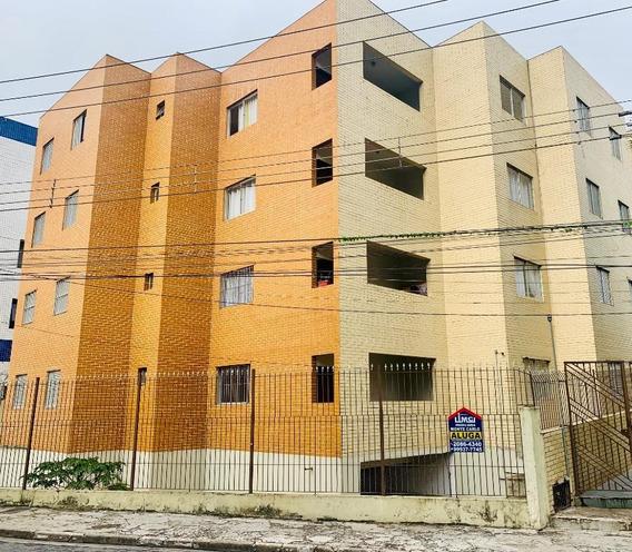 Apartamento Com 1 Dormitório Para Alugar, 66 M² Por R$ 800,00/mês - Vila Galvão - Guarulhos/sp - Ap0086
