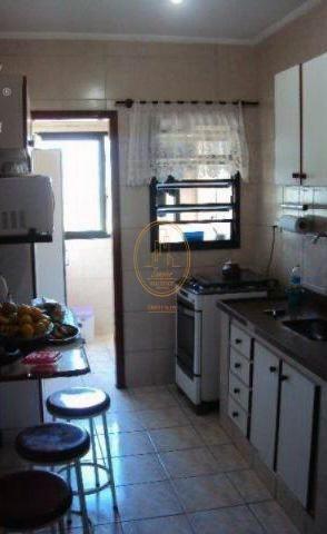 Apartamento  Com 1 Dormitório(s) Localizado(a) No Bairro Canto Do Forte Em Praia Grande / Praia Grande  - 5433
