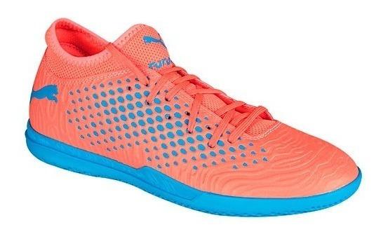 Tenis Puma Future It Orange Tallas Del #25 Al #28 Hombre Ppk
