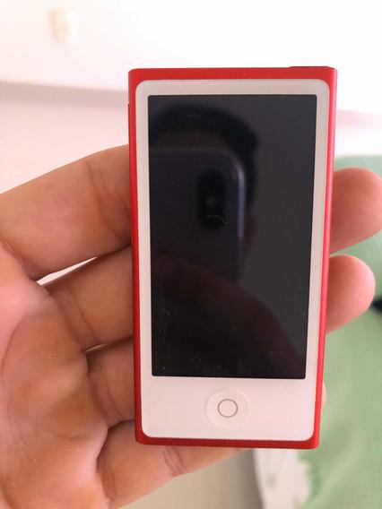 iPod Nano Red, 16 Gb