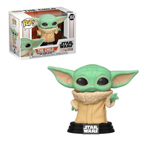 Funko Pop! Star Wars - The Child - Baby Yoda 368