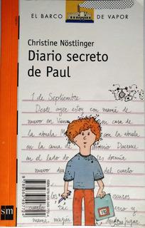 Diario Secreto De Susi - Diario Secreto De Paul - Sm Barco V