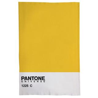 Pano De Prato Pantone Amarelo