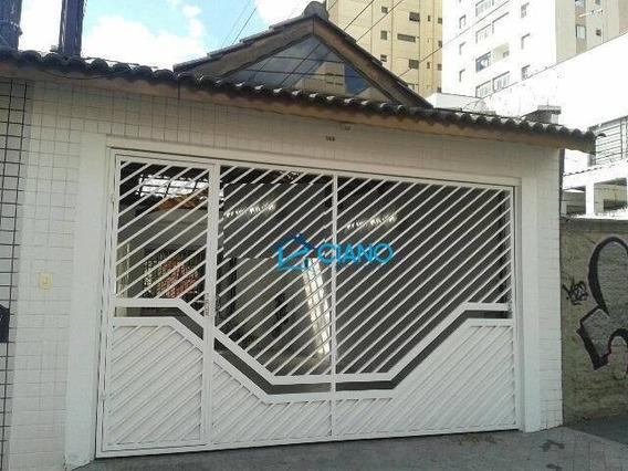 Casa Com 3 Dormitórios Para Alugar, 130 M² Por R$ 3.000/mês - Mooca - São Paulo/sp - Ca0168