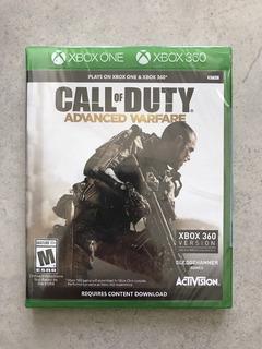 Call Of Duty Advanced Warfare Retrocompatible Xone-xbox 360