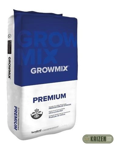 Sustrato Growmix Premium 80lts Con Envio - Kaizen Growshop