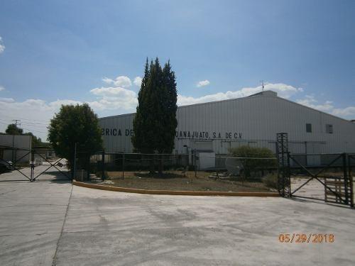 Nave Industrial En Guanajuato.