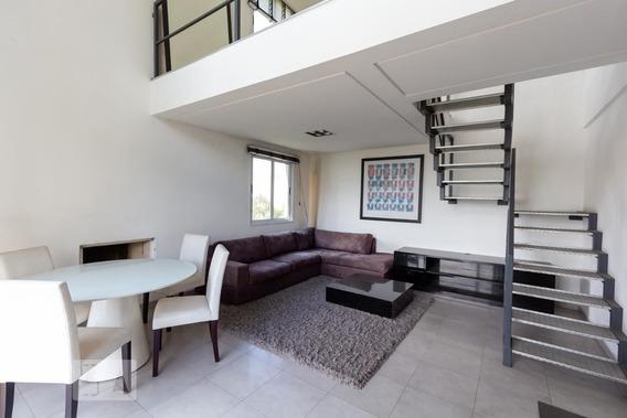 Apartamento Para Aluguel - Portal Do Morumbi, 1 Quarto, 84 - 893031937