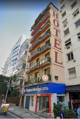 Imagem 1 de 1 de Hotel Para Venda Com 50 Suítes Em Copacabana - Sipr500001
