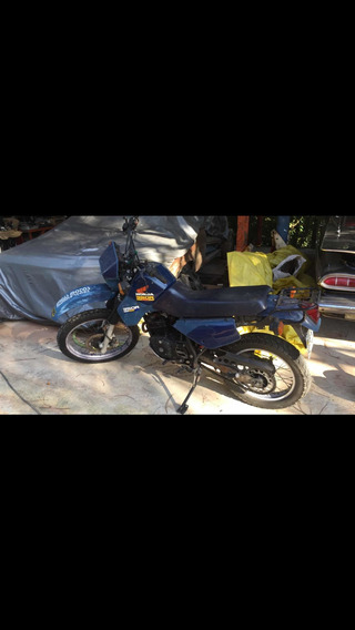 Honda Xlx 250 Relíquia