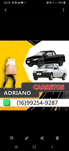 Imagem 1 de 5 de Fretes Carretos