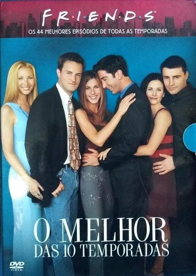Friends - O Melhor Das 10 Temporadas - Box 10 Discos