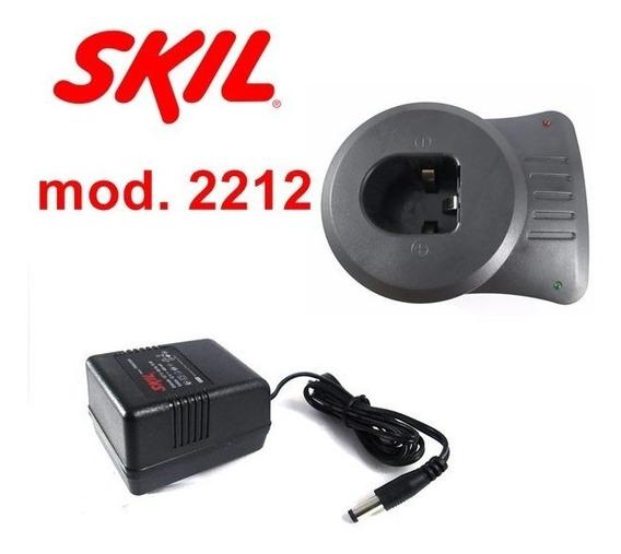 Carregador + Base Para Parafusadeira Skill 2212 9,6v 127v