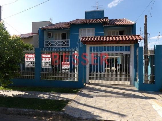 Otimo Sobrado Com 4 Dormitorios Em Sapucaia Do Sul - V-602