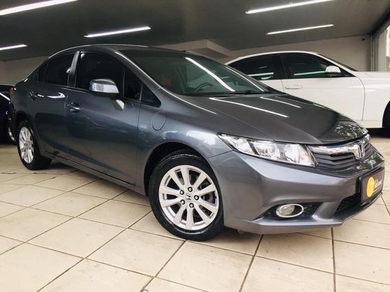 Honda Civic 1.8 Lxs Manual 2012