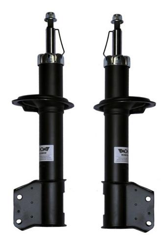 Kit 2 Amortiguadores Delanteros Monro Matic Fiat Uno Fire