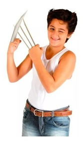 Garras Do Wolverine Flexíveis Infantil