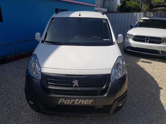 Peugeot Partner Americano