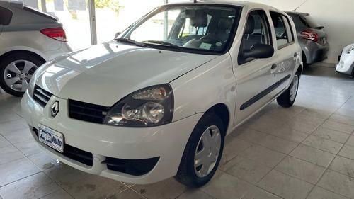 Renault Clio 5p Pack Aire Dh Gnc 2011