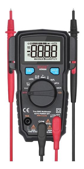 Bside Mini True Rms Lcd Multmetro Digital Dc / Ac Tens?o