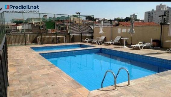 Apartamento Com 2 Dormitórios Para Alugar, 53 M² Por R$ 1.300/mês - Freguesia Do Ó - São Paulo/sp - Ap3418