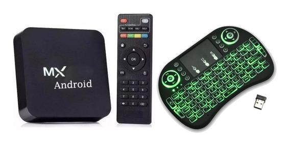 Aparelho Oficial Para Transformar Sua Tv Em Smart Tv Teclado