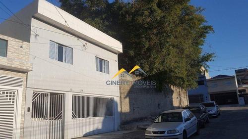 Imagem 1 de 13 de Casa Com 4 Dormitórios À Venda, 206 M² Por R$ 477.000 - Vila Ré - São Paulo/sp - Ca0010