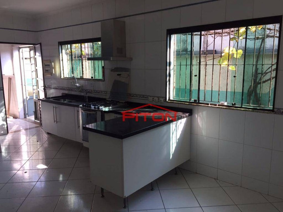 Casa Com 4 Dormitórios À Venda, 257 M² Por R$ 850.000,00 - Vila Esperança - São Paulo/sp - Ca0519