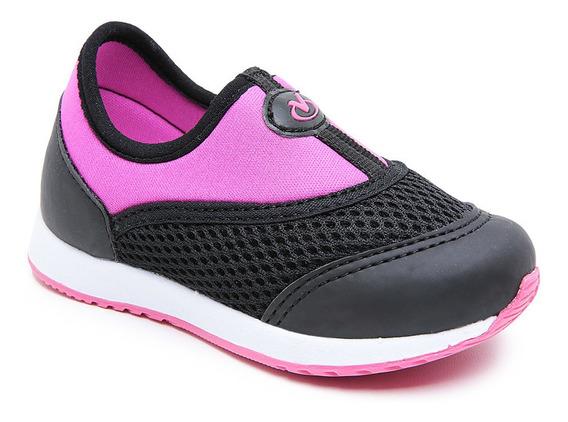 Tenis Infantil Feminino Via Vip Vn157 - Oferta Exclusiva