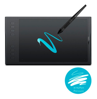 Tablet Gráfica Inalámbrica Huion Inspiroy Q11 V2 C/lápiz Amv