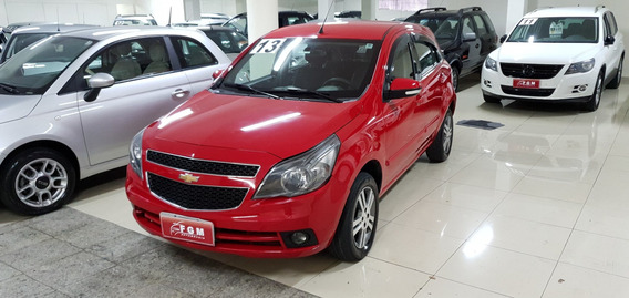 Chevrolet Agile Ltz 1.4 8v Flex Manual 2013