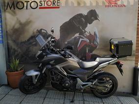 Honda Nc750xd Automática Negra 2014