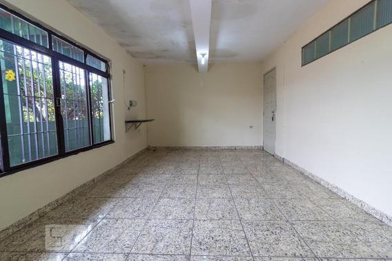 Casa Para Aluguel - Jardim Das Flores, 2 Quartos, 75 - 893034351